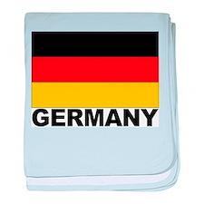 Germany Flag Infant Blanket