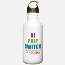 Bi Poly Switch Not Indecisive Water Bottle