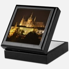 Prague Castle Keepsake Box
