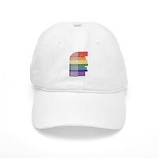 Mod Rainbow Love Baseball Cap