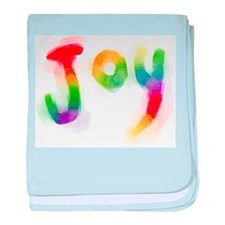 Rainbow Joy Infant Blanket