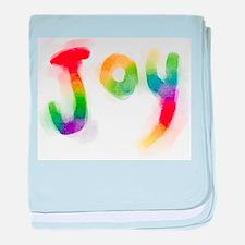 Rainbow Joy Infant Blanket