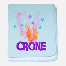 Crone Infant Blanket
