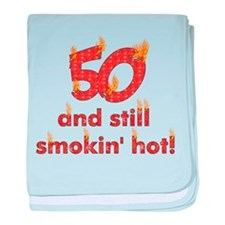 Hot Smokin' and Fifty Infant Blanket