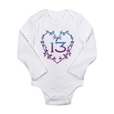 Thirteenth Birthday Baby Outfits