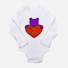 Groom's Father Long Sleeve Infant Bodysuit