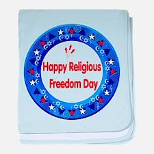 Religious Freedom Infant Blanket