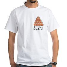 Evening Shadows Logo 7 Shirt Design Front