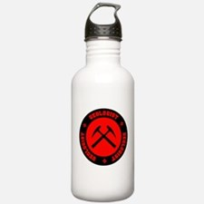 Geologist (red) Water Bottle