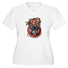 Christmas - Deck the Halls - Chihuahuas T-Shirt