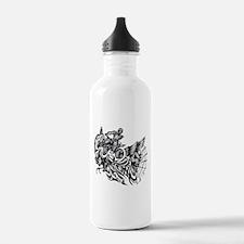 Cool Monster truck kids Water Bottle