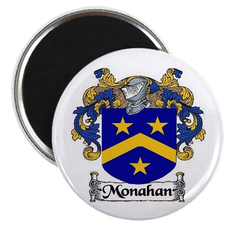 "Monahan Coat of Arms 2.25"" Magnet (10 pack)"