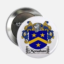 "Monahan Coat of Arms 2.25"" Button (10 pack)"