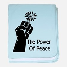 Power Of Peace Infant Blanket