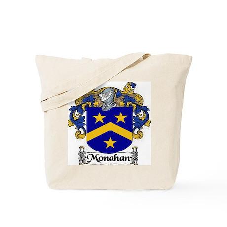 Monahan Coat of Arms Tote Bag