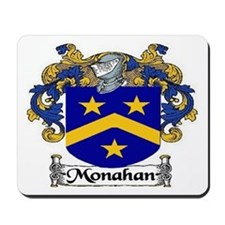 Monahan Coat of Arms Mousepad