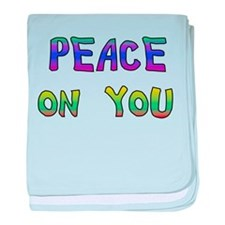 Peace On You Infant Blanket