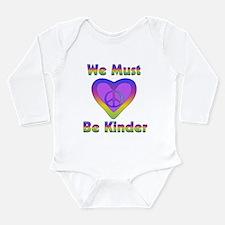 Thank You Mr. Vonnegut Long Sleeve Infant Bodysuit
