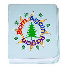 Born Again Pagan Infant Blanket