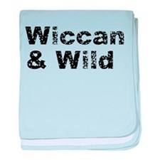 Wiccan and Wild Infant Blanket