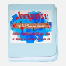 Election Year Issue Infant Blanket