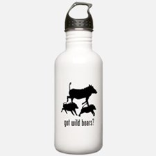 Wild Boars Water Bottle