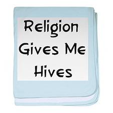 Allergic To Religion Infant Blanket