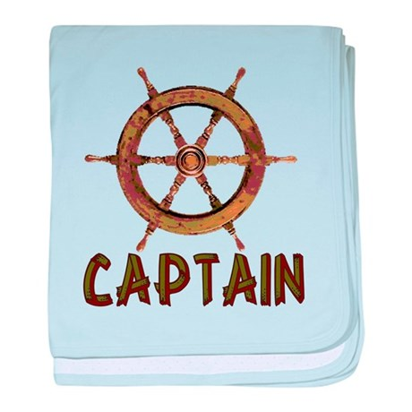 Captain Infant Blanket