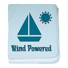 Wind Powered Infant Blanket
