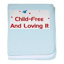 Child Free Infant Blanket