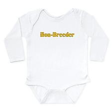 Non-Breeder Long Sleeve Infant Bodysuit