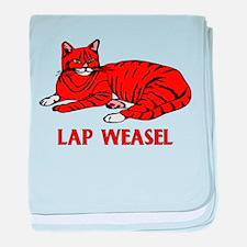 Lap Weasel Infant Blanket