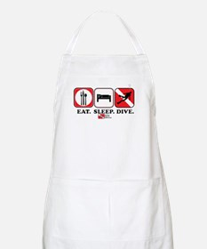 Eat Sleep Dive Apron