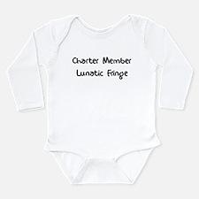 Lunatic Long Sleeve Infant Bodysuit