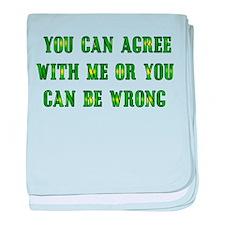 Always Right Infant Blanket