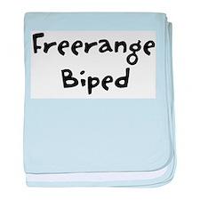 Freerange Biped Infant Blanket