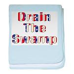 Drain The Swamp Infant Blanket