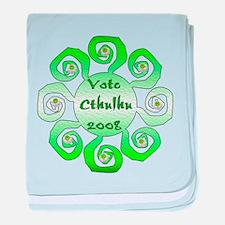Cthulhu For President Infant Blanket