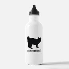 American Bobtail Water Bottle