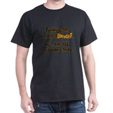 Halloween Anti Democrat T-Shirt