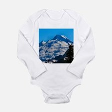 Artist Point Mt. Baker Long Sleeve Infant Bodysuit