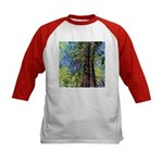TOWERING REDWOODS Kids Baseball Jersey