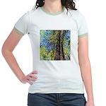 TOWERING REDWOODS Jr. Ringer T-Shirt