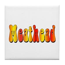Meathead Tile Coaster
