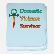 Domestic Violence Survivor Infant Blanket