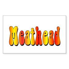 Meathead Decal