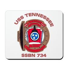 USS Tennessee SSBN 734 Mousepad