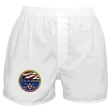 USS Alabama SSBN 731 Boxer Shorts