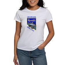 USS Nevada SSBN 733 Tee