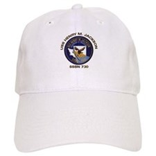 USS Henry M Jackson SSBN 730 Baseball Baseball Cap
